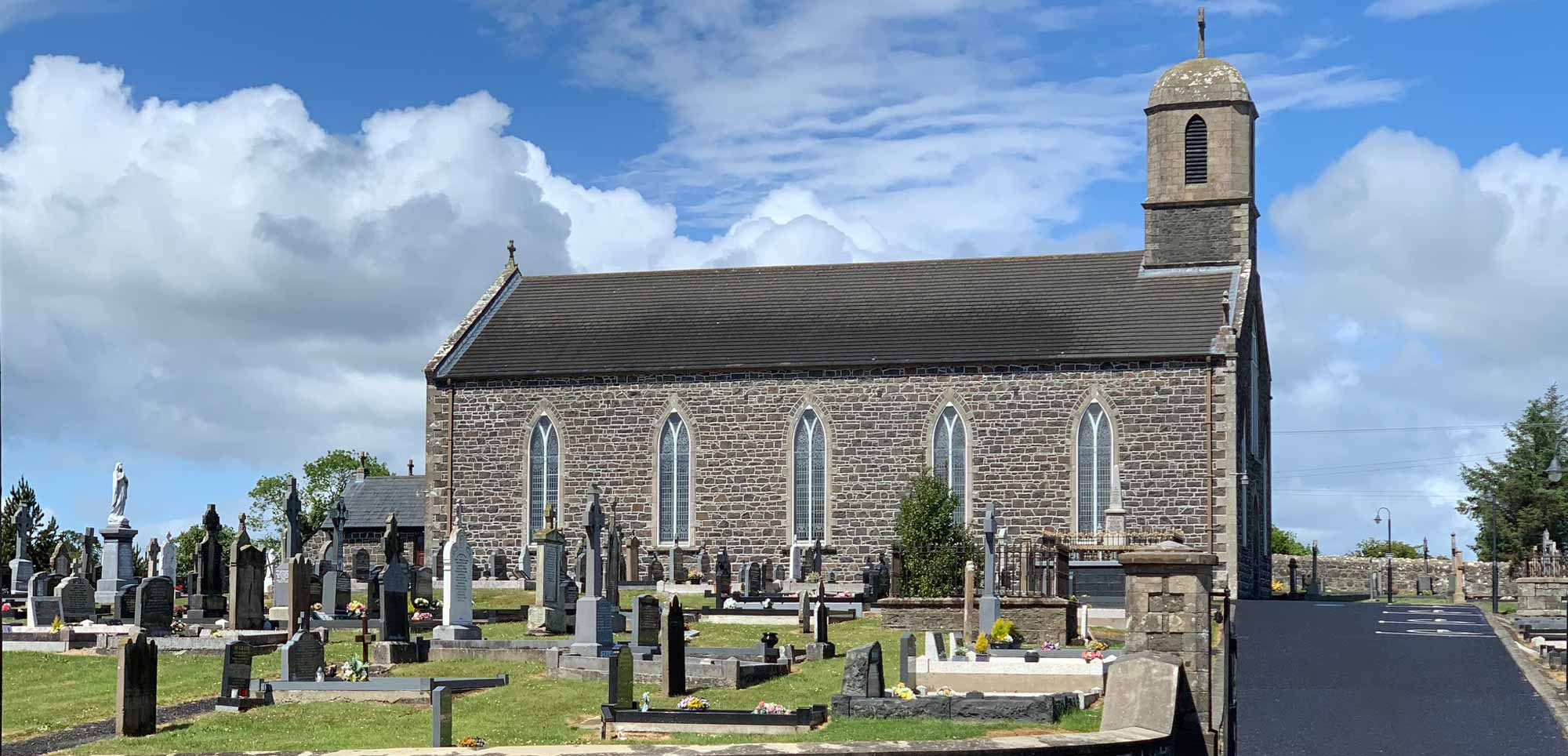 Parish of Kilrea, Derry Diocese